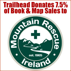 7.5% of all Online Sales of Maps and Books are Donated to Mountain Rescue Ireland