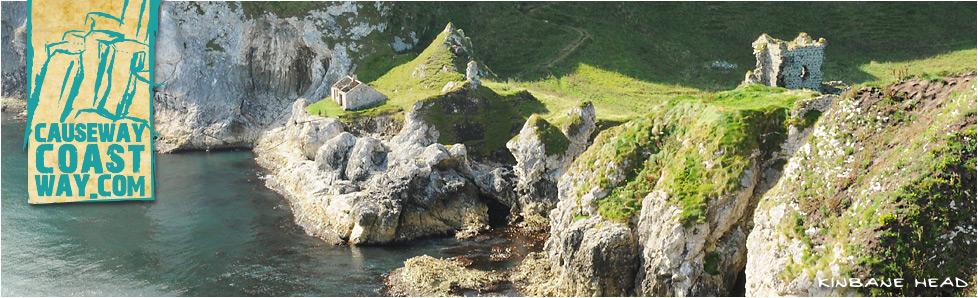 Kinbane Head, County Antrim.